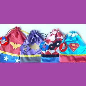 Mini mochilas - Super Hero Girls