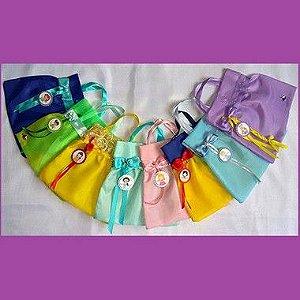 Sacolinhas Princesas Disney