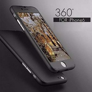 Capa Acrílico Premium Celular Iphone 6 6s Proteção 360º