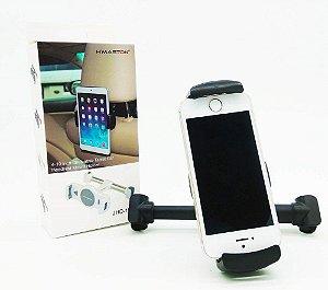 Suporte Adaptador Para Ipad Tablet Encosto De Banco Ajustável H'maston Jhd-192 - Hmaston