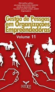 Gestão de Pessoas em Organizações Empreendedoras - volume 11