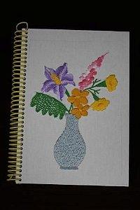 Cadernetas Vaso das Artesãs