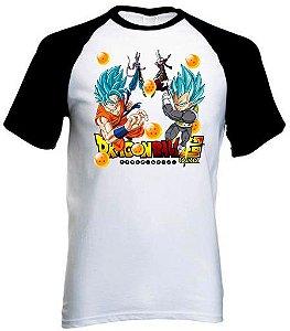 Dragon Ball Super Sayajins e Esferas