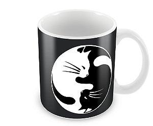 Yin-Yang de Gatos!