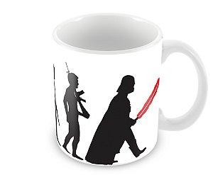 Caneca Evolução Darth Vader