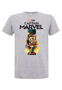 Capitã Marvel - Unidas