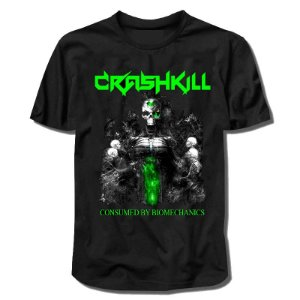 Crashkill - Consumed By Biomechanics