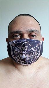 Máscara Megadeth Vic Rattlehead