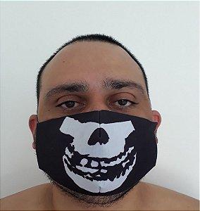 Máscara Misfits skull
