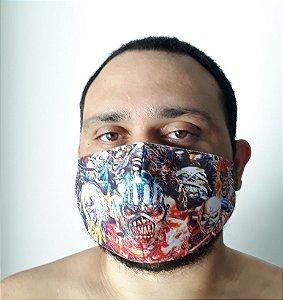 Máscara Eddies Invaders