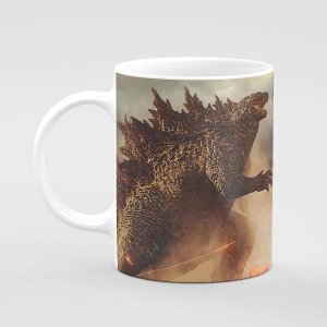 King Kong vs GodZilla - Fight Mug