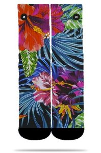 Floral Neon - Meias ItSox