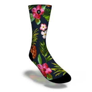 Floral Tropical - Meias ItSox