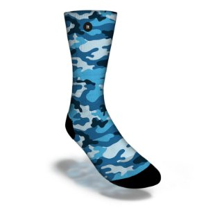 Camuflada Blue - Meias ItSox