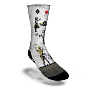 Banksy - Meias ItSox