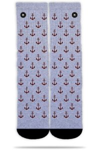 Anchor Gray - Meias ItSox