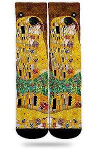 O Beijo - Klimt - Meias ItSox