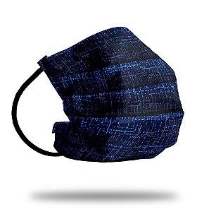NAVY - Máscara de Tecido