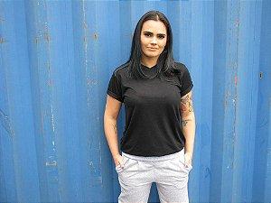 T-shirt Unissex - PRETA