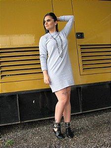 Vestido Raglan