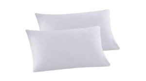 Fronha de Travesseiro 100% Poliéster (branca)