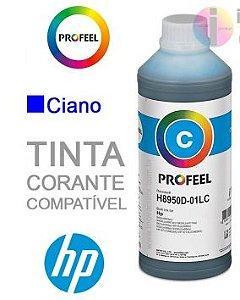 Tinta Profeel H8950-01-LC Ciano Corante 1 Litro