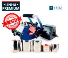 Prensa Térmica de Canecas 6 em 1 Premium - 110v