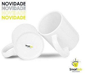 Caneca de Ceramica 325ml Smartsub Live – Branca Importada
