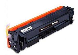 Toner Compatível HP Black CF510A M154A M154NW M181FW M180NW