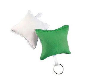 Almochaveiro Branco/Verde 7x7cm - 5 Unidades