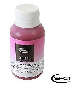 Tinta Sublimatica SFCT 100ml - Magenta