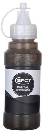 Tinta Sublimatica SFCT 100ml - Preto
