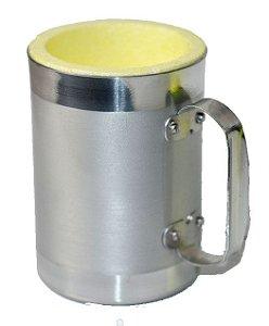 Porta Lata De Cerveja com alça Em Alumínio Para Sublimação
