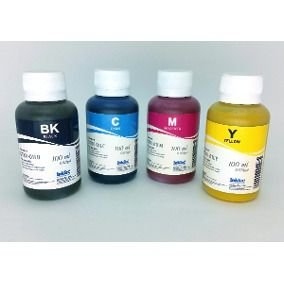 KIT 4 TINTA SUBLIMÁTICA INKTEC ORIGINAL 4X100ML