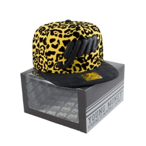 BONE ABA RETA YOUNG MONEY SNAPBACK FLOCKING TIGER