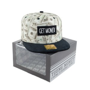 BONE ABA RETA YOUNG MONEY SNAPBACK GET MONEY