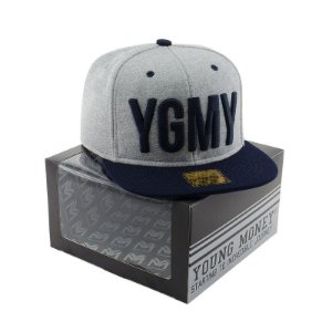 BONE ABA RETA YOUNG MONEY SNAPBACK CZN YMGY