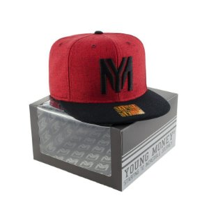 BONE ABA RETA YOUNG MONEY SNAPBACK SUEZ YM 3D