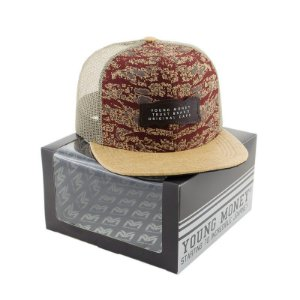 BONE ABA RETA YOUNG MONEY SNAPBACK YME TRUCKER BEG