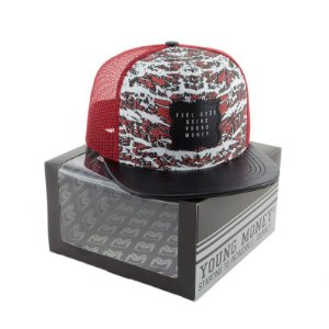 BONE ABA RETA YOUNG MONEY SNAPBACK YME TRUCKER VER