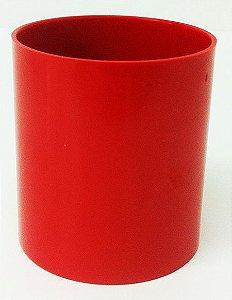 Copo Vermelho em Polímero para Sublimação - 320ml
