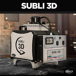 Subli 3D - Máquina ( FORNO ) de Sublimação à Vácuo