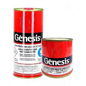 Resina para Sublimação e Catalisador em Cerâmica Bi Componente Gênesis