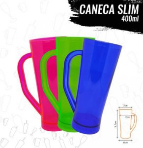 CANECA SLIN 400 ml