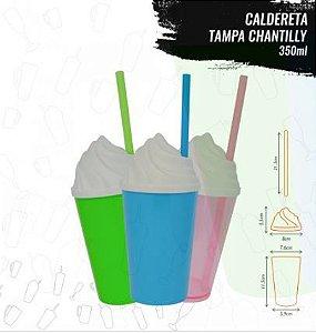 CALDERETA COM TAMPA CHANTILY 350ml