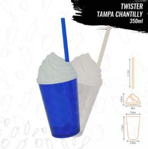 MINI TWISTER TAMPA CHANTILLY 350ml