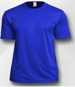 CAMISETA POLIESTER AZUL ROYAL