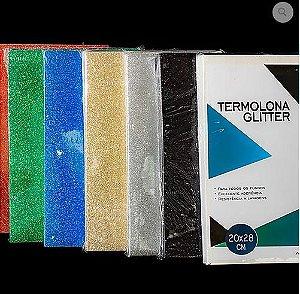 OBM Termolona Glitter Branco Pct10un
