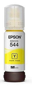 Refil p/Ecotank Yellow T544 Epson PT 1 UN
