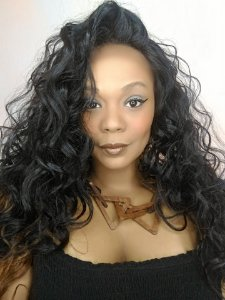 NEW BORN FREE SYNTHETIC LACE FRONT WIG MAGIC LACE ML-72 (COR: TX/BROWN)